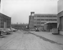 BCIT construction, April 1967 [1 of 6]