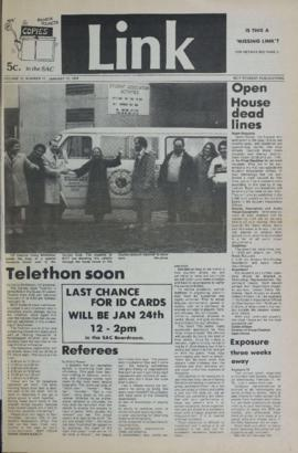 The Link Newspaper 1979-01-17