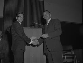 Student Scholarship Awards, BCIT, 1969 [39]