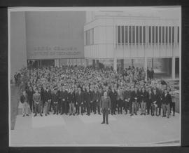 British Columbia Institute of Technology - First day of class at BCIT September 9, 1964