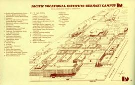 1980 Pacific Vocational Institute (PVI) Burnaby campus