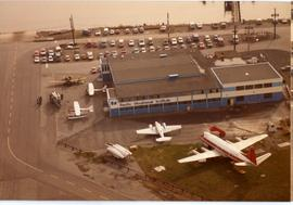 PVI Aerial photograph - Sea Island Hangar [2 of 6 photographs]