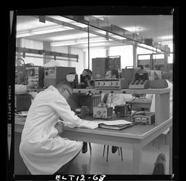 British Columbia Institute of Technology - program photographs - 1960's -Electrical Technology, E...