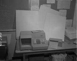 BCIT Mathematics; Accounting machines and other equipment