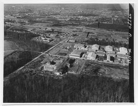 Aerial Photograph of BCIT, Burnaby campus March 6, 1963 [2 of 3 photographs]