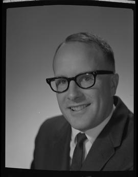 Cradock, Roger, Business Management, Staff portraits 1965-1967 (E) [1 of 4 photographs]