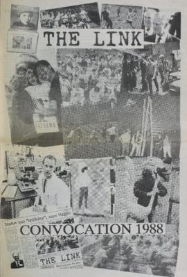 The Link Newspaper 1988-06 Convocation