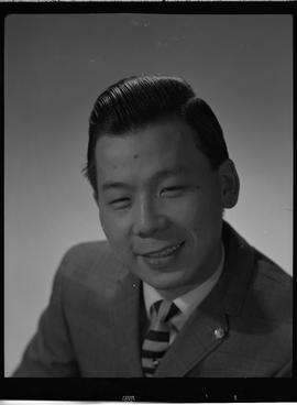 Liu, Ray, Chemistry and Metallurgy, Staff portraits 1965-1967 (E) [3 of 4 photographs]