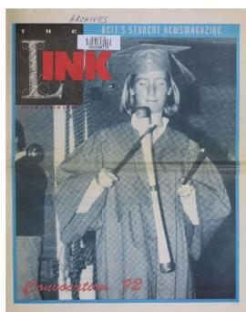 The Link Newspaper 1992-06-17