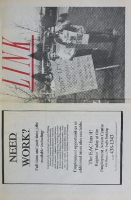 The Link Newspaper 1989-04-19