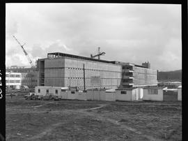BCIT construction, March 9, 1969 [1 of 7]