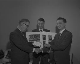 Forestry presentation at BCIT, April 5, 1966; Fenton, Heath, Elston [3 of 3]