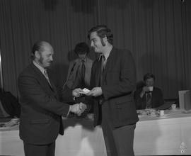 Student Scholarship Awards, BCIT, 1971 [20]