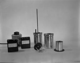 Physics; Joule's equivalent (electric) apparatus