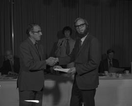 Student Scholarship Awards, BCIT, 1971 [43]