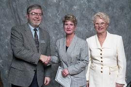 BCIT Staff Recognition Awards, 1996 ; Barbara Cowen