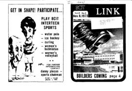 The Link Newspaper 1973-11-08