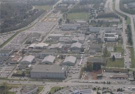 BCIT Burnaby campus aerial photograph [5 of 8]
