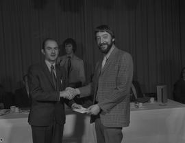 Student Scholarship Awards, BCIT, 1971 [34]