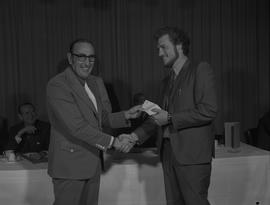 Student Scholarship Awards, BCIT, 1971 [2]