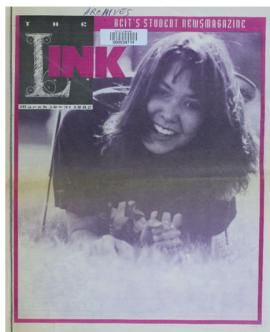 The Link Newspaper 1992-03-18