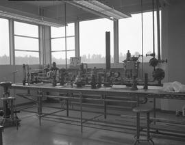 Instrumentation, 1966; a classroom with instrumentation equipment [4 of 4]