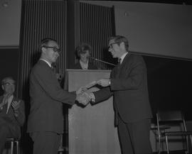 Student Scholarship Awards, BCIT, 1969 [1]