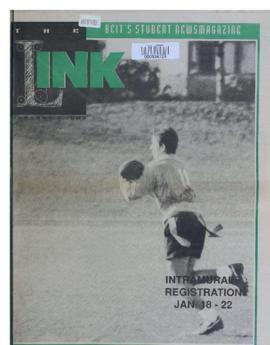 The Link Newspaper 1993-01-06