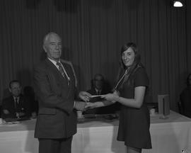 Student Scholarship Awards, BCIT, 1971 [15]