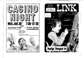 The Link Newspaper 1974-01-24