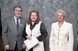 BCIT Staff Recognition Awards, 1996 ; Elizabeth Munro, 15 years