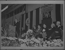 1964 BCIT Official Opening October 5, 1964 Premier W.A.C. Bennett