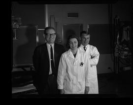 British Columbia Institute of Technology - program photographs - 1960's - Medical Radiology
