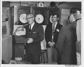British Columbia Institute of Technology - BCIT Pulp & Paper opening - Dean Goard - Ray Willi...