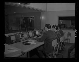 British Columbia Institute of Technology - program photographs - 1960's - Broadcast Communication...