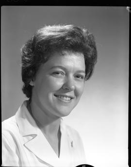 Strauss, K., Medical Lab, Staff portraits 1965-1967 (E) [1 of 4 photographs]
