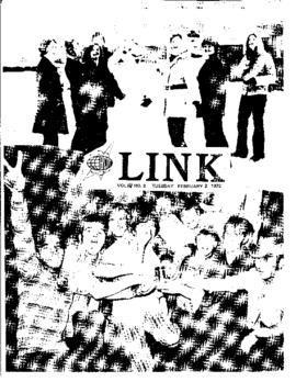 The Link Newspaper 1970-02-02