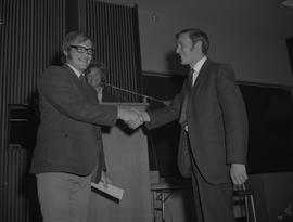Student Scholarship Awards, BCIT, 1969 [24A]