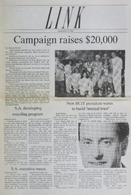 The Link Newspaper 1989-09-27