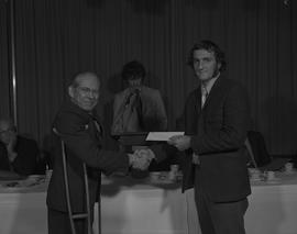Student Scholarship Awards, BCIT, 1971 [22]