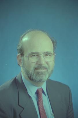 BCIT School of Health staff member 1992, biomedical; Stephan Bauer [1 of 2]