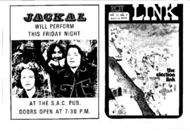 The Link Newspaper 1974-04-04