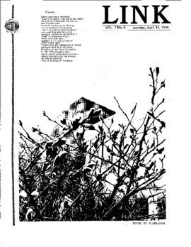 The Link Newspaper 1969-04-14