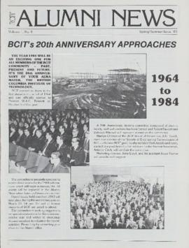 BCIT Alumni Association Newsletter 1983 Spring/Summer BCIT Alumni News