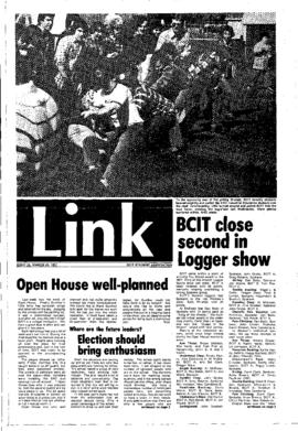 The Link Newspaper 1977-03-23