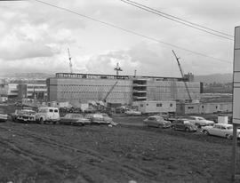 BCIT construction, March 9, 1969 [5 of 7]