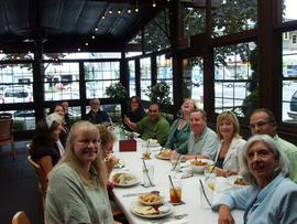 George Sawatsky's retirement lunch 2008 [2 of 3] [title cont'd in note]