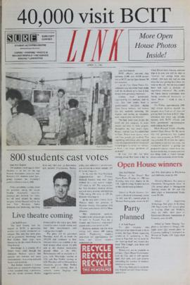 The Link Newspaper 1990-04-11