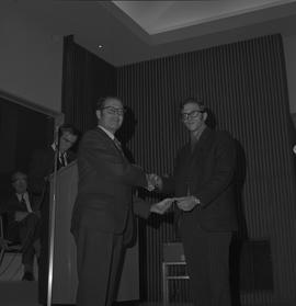 Student Scholarship Awards, BCIT, 1970 [5]