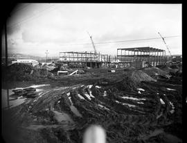 Construction of BCIT in progress 1960s